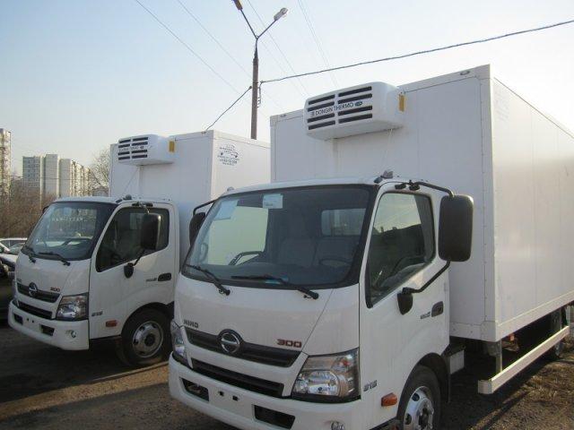 TOYOTA HINO-300 с рефрижераторной установкой Dongin Thermo DM-500CHN